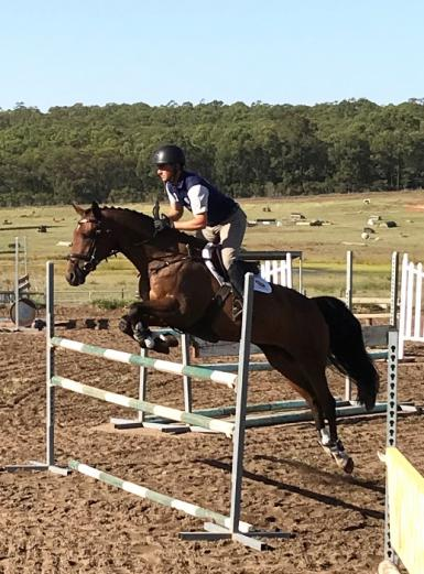 ACE Assessment ridden & Jumping highest scores Nationally
