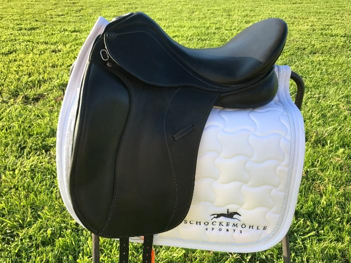 PDS Euro Dressage Saddle Carl Hester 17 inch