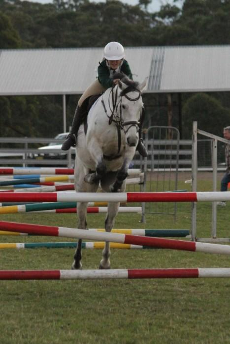 QUIET PONY CLUB / INTER-SCHOOL ALL ROUNDER