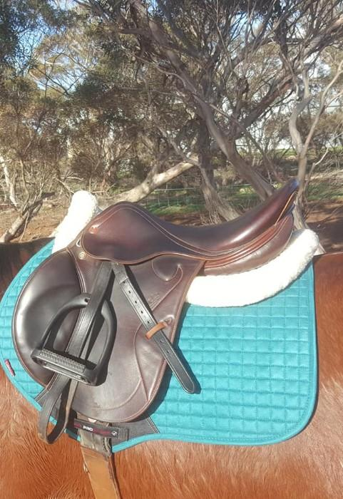 PRESTIGE JUMP SADDLE