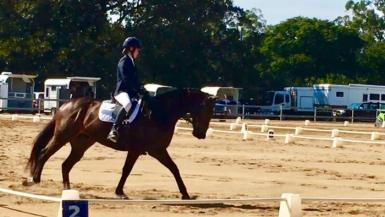 FTP Novice Dressage