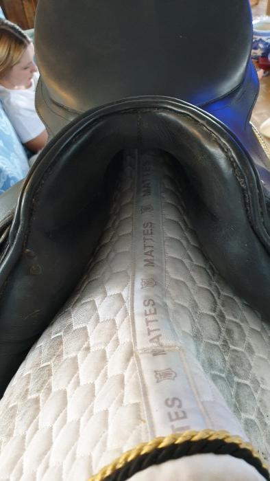 Kieffer Ulla Dressage Saddle
