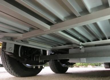 3.00mm sectional reinforced aluminum floor, over 2.5mm RHS double hot dipped steel Chassis.jpg