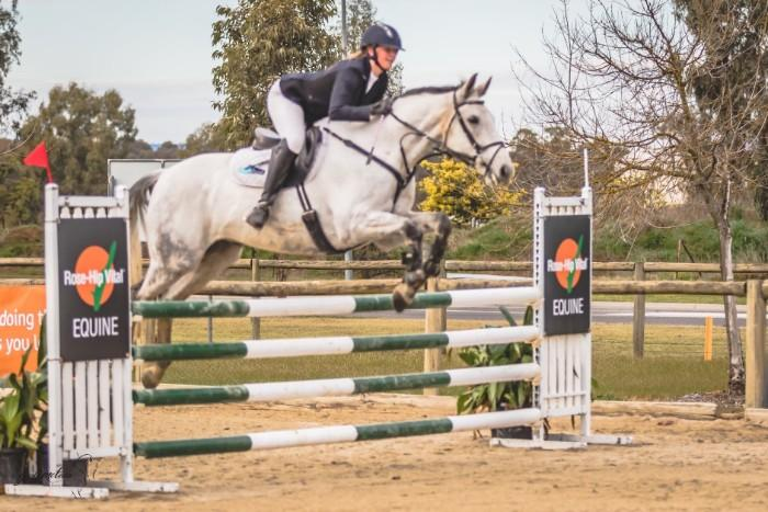 Winsome K - Established 1* Eventer by Daley K