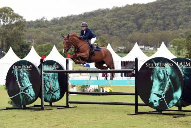 Silver Tour (1.45m) at AQUIS Champions Tour