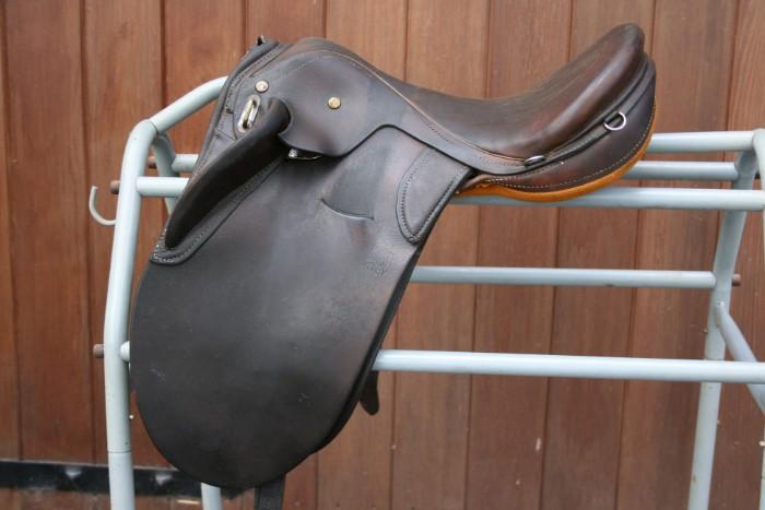 J.P Talty Childs Stock Saddle