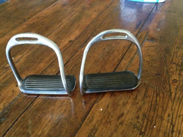 Childs Safety Stirrups