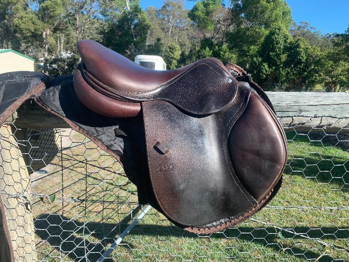Beautiful as New CWD Jumping Saddle