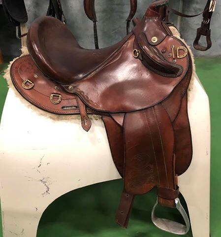 James Saddlery Fender