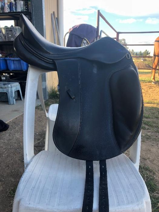 Southern Stars Dressage Saddle