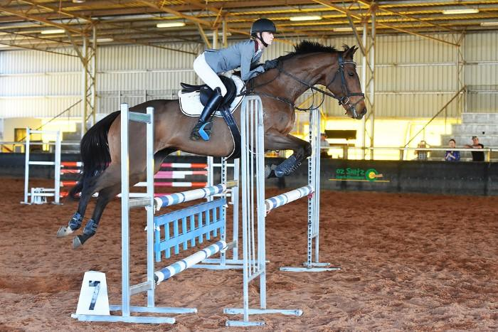 Competitive 1.10 Showjumper