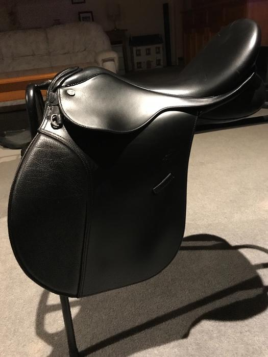 "Trainers 17"" All Purpose Saddle"