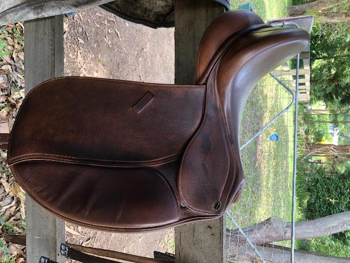 Brown Saddle for Sale!