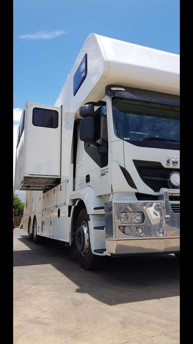 Luxury Horse Truck for sale