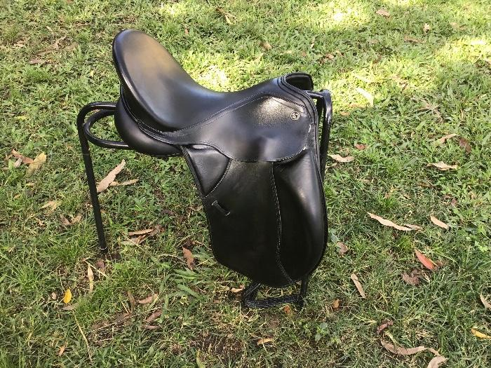 Kieffer Kur Dressage Saddle