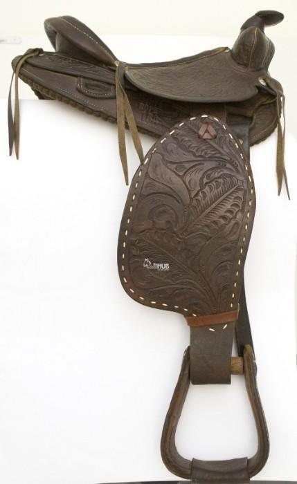 Pinto Roper- Cougar 13″ Saddle