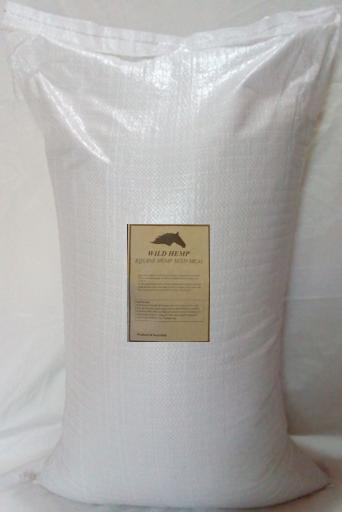 EQUINE HEMP SEED MEAL HORSE FEED SUPPLEMENT 15kg