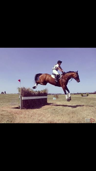 Very talented jumper