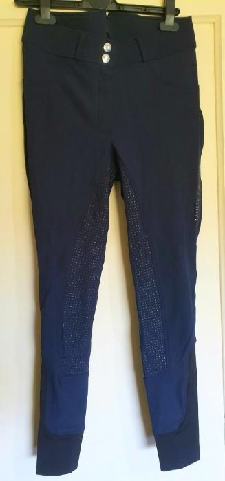 Q J Riding Wear Hannah Breeches