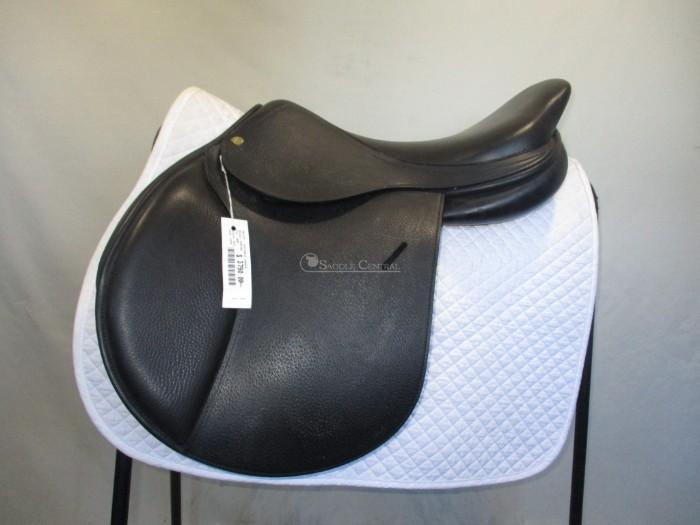 "ATM Paris by Luc Childric 17.5"" Jump saddle"