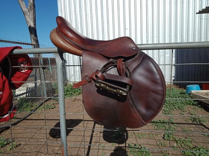 Cwd saddle 2011 model 17,5inch