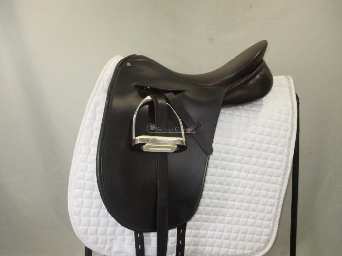 "Peter Horobin Royal Show Saddle 16.5"" Brown"