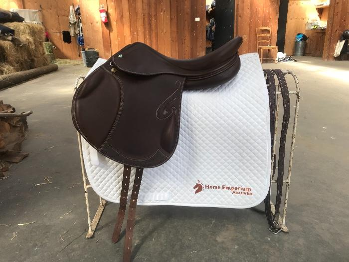 Prestige Passion K Jumping Saddle