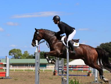 Winning Quirindi International 95cm