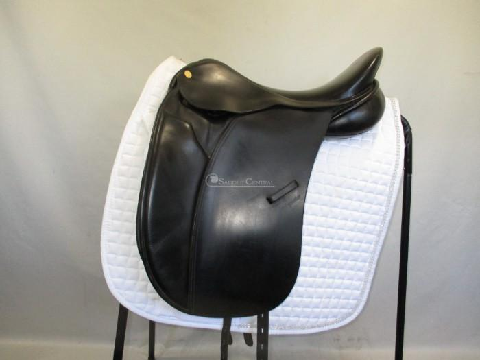 "Ambassador 17.5"" Dressage/Show Saddle"