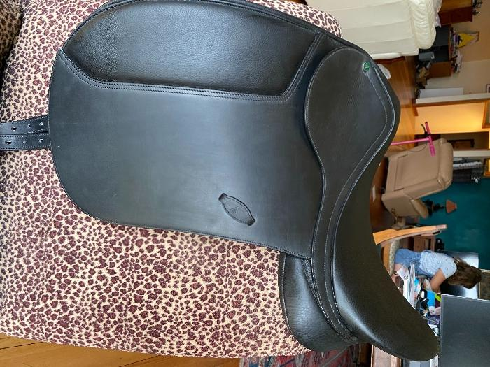 Arena extra wide Cob Dressage Saddle