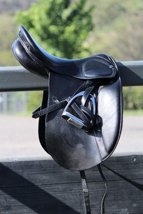 Stubben Scandica Extra D.L. Dressage saddle