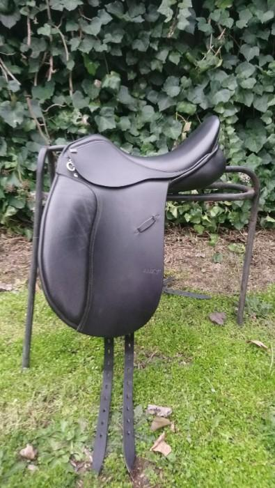 "Anky / PDS 16"" Dressage Show Saddle + Extras"