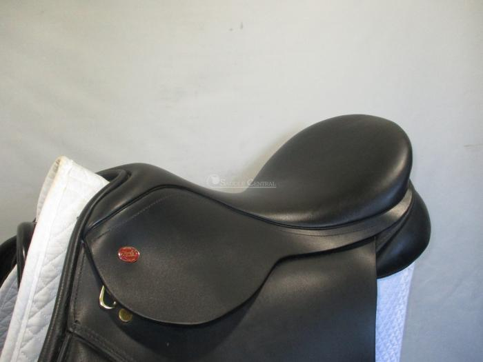 "Kent and Masters 17.5"" GP Saddle"