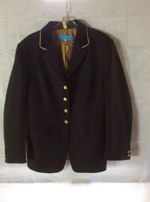Windsor Show Jacket Size 12