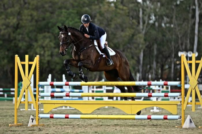 Fun, competitive 1* eventer