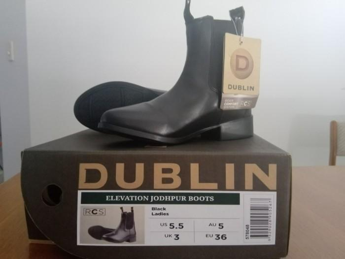 Dublin Elevation boots