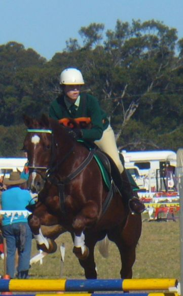 NSW State Equitation Championships - Nowra