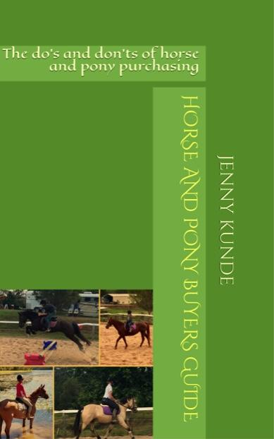 HORSE AND PONY BUYERS GUIDE BOOK