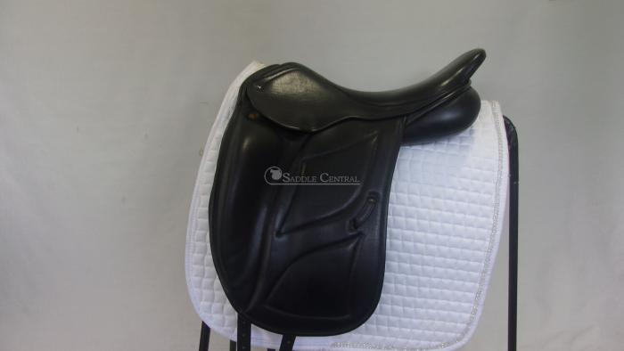"Ideal Impala Monoflap 18"" Dressage Saddle"