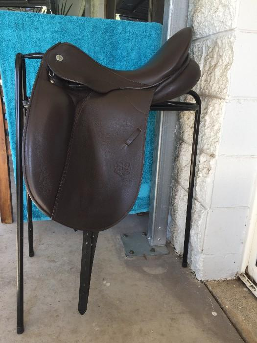 Phillipee Fontaine Saddle