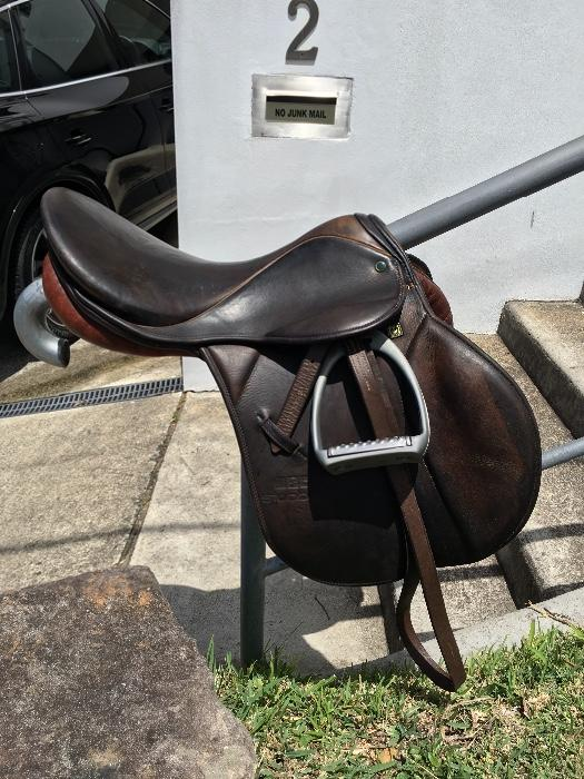 Stubben Eventing/Jumping Saddle