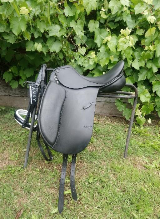 Anky 16 Saddle, Bridle and Saddle Pad