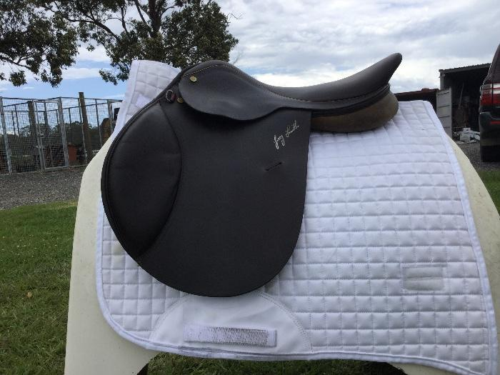 Greg Smith Jumping Saddle
