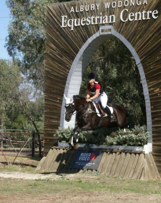 Experienced, successful, quiet & easy Eventer!