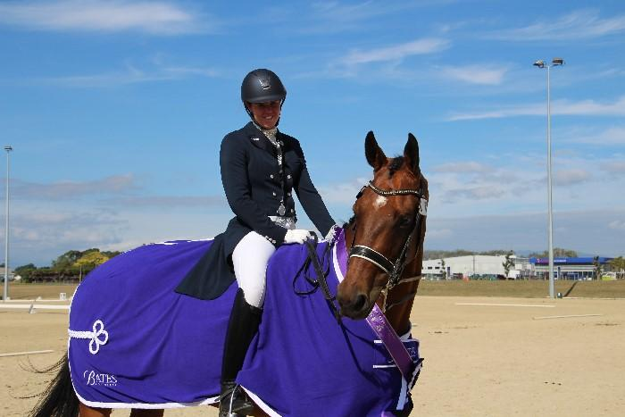FEI Small Tour/CDIY/ Grand Prix Schoolmaster