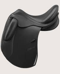 "Erreplus Freestyle 17"" Dressage Saddle - 10mth use"