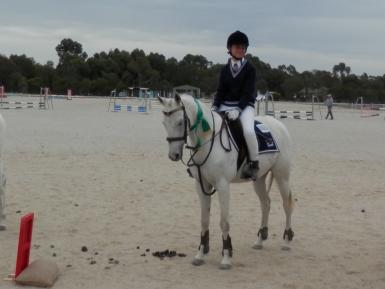 Leighdale showjumping B.E.S.T. 2