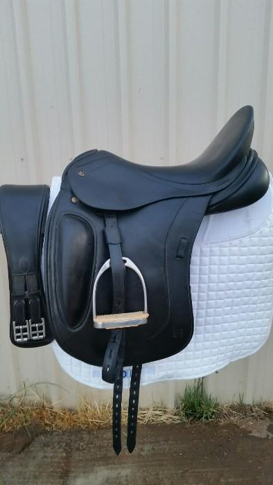Peter Horibin Dressage Saddle