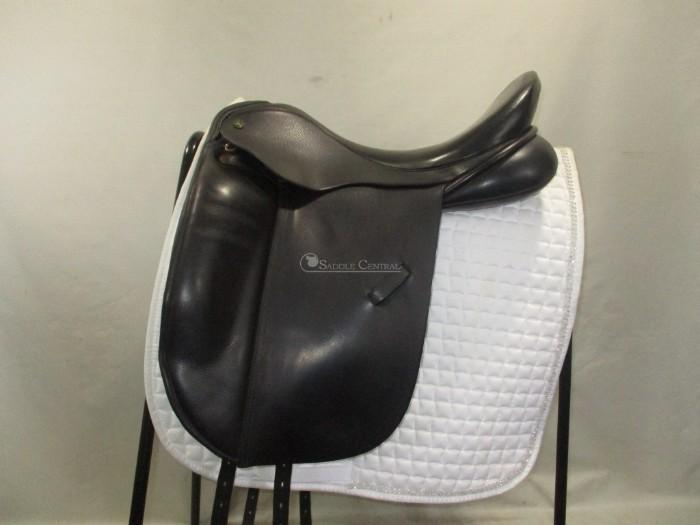 "Ideal Suzannah 18"" Dressage Saddle"