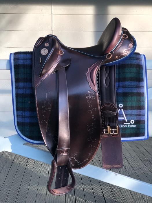 Stan Bowd Stock Saddle